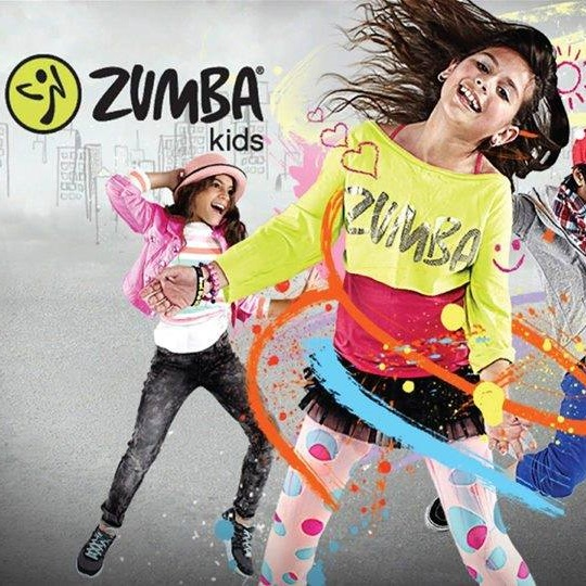 ZUMBA for Kids® @ Tanzschule Rolleder - Dance & Events