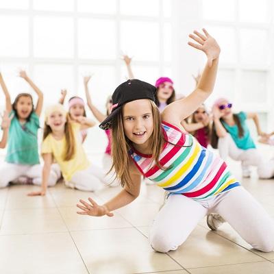 Kreatives Tanzen 3-5 Jahre @ Tanzschule Rolleder - Dance & Events